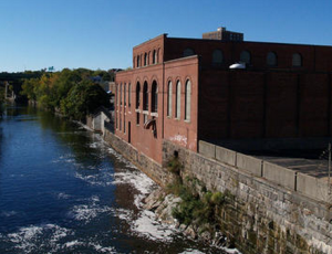 Photo: Pawtucket Power Plant