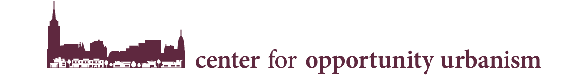 Center for Opportunity Urbanism