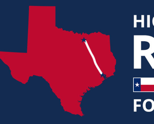 High Speed Rail for Texas?