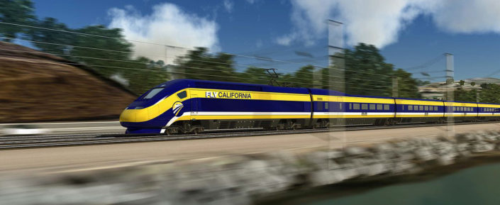 California High-Speed Train