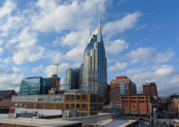 Nashville Skyline - Photo credit: Peter Miller